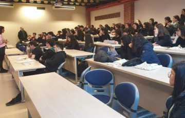 İzmir üniversiteleri gezisi