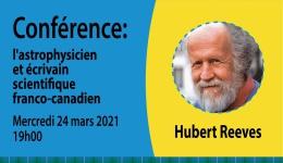 Hubert Reeves Söyleşisi