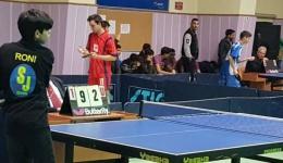 OkulsporlarıGenç Erkekler Masa Tenisi Müsabakaları Başarısı