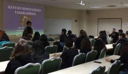 11 Fen sınıfı öğrencileri 9 Eylül Üniversitesi Tıp Fakültesi Fizyoloji Anabilim Dalı laboratuvarlarını ziyaret etti.